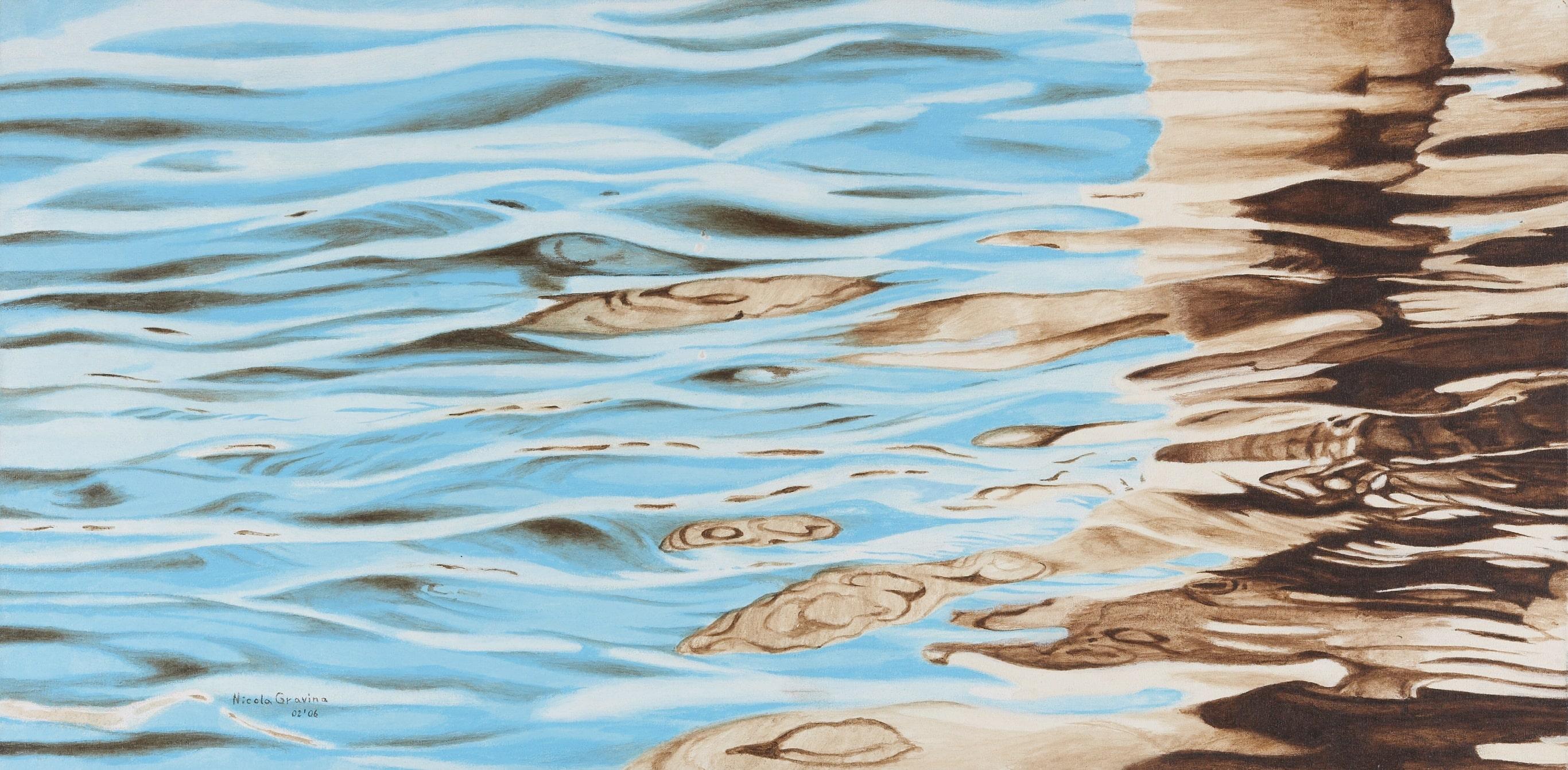 Acqua Zebra – Zebrawasser
